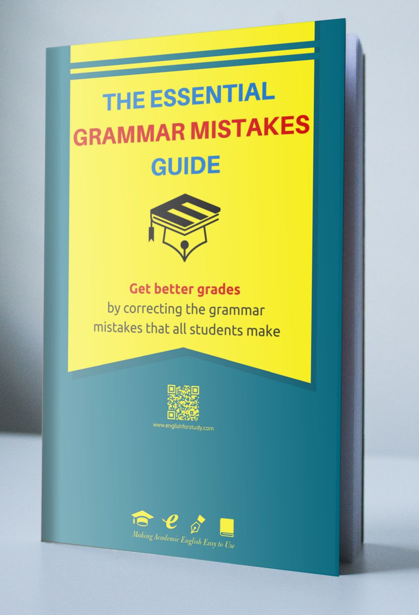 English grammar mistakes guide