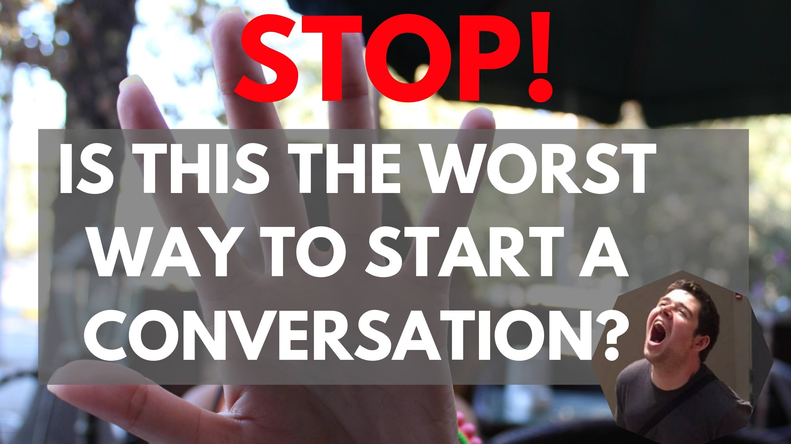 how to start conversation on phone in english